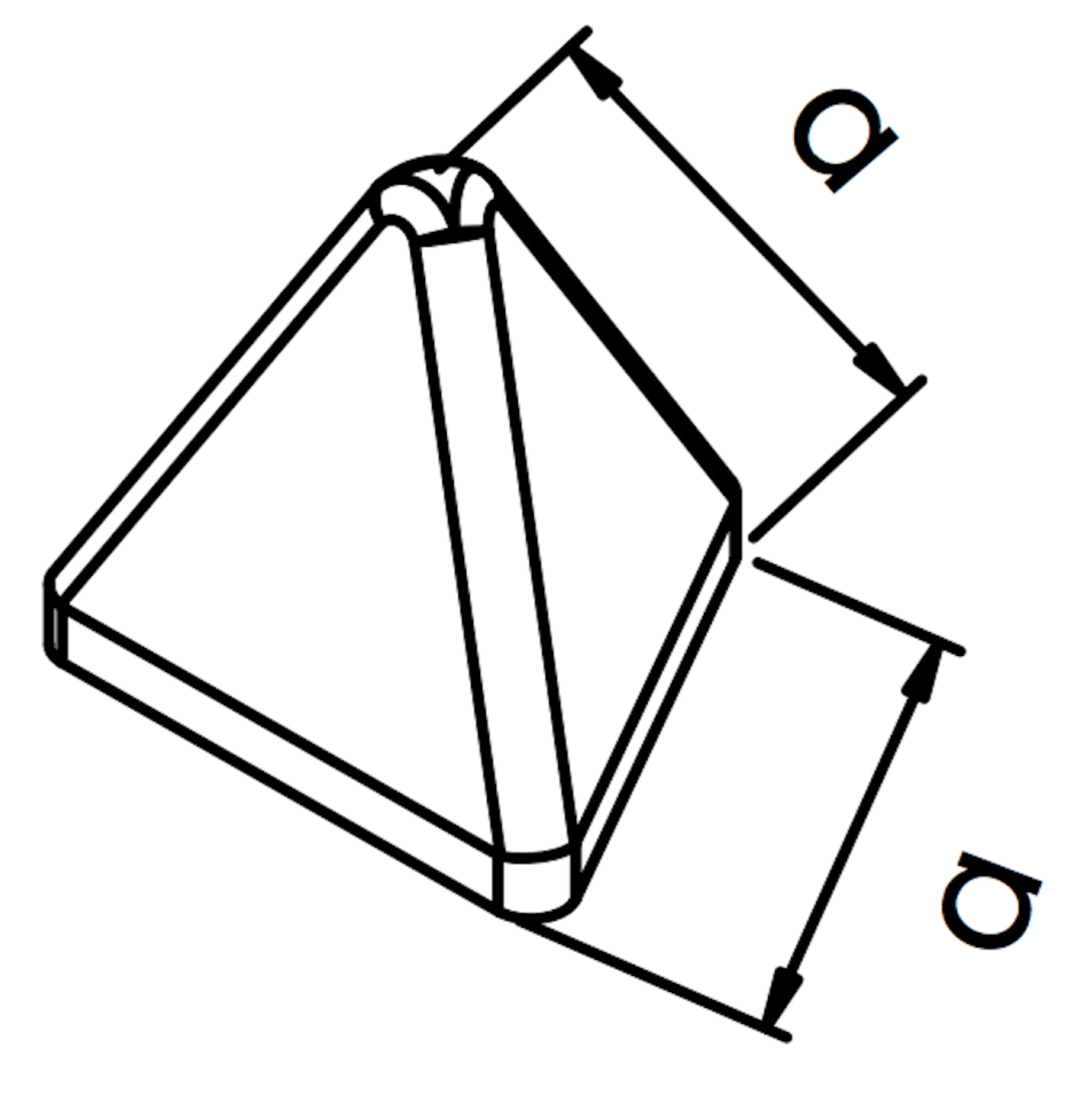Piramida - P