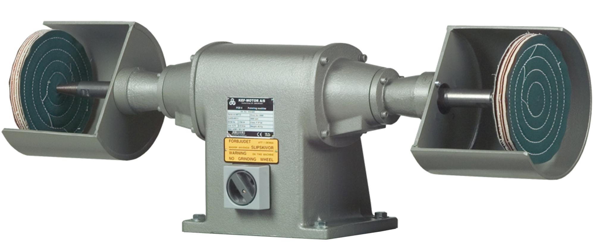 Polerka przemysłowa KEF Motor Model POD 10 - 2,0 kW