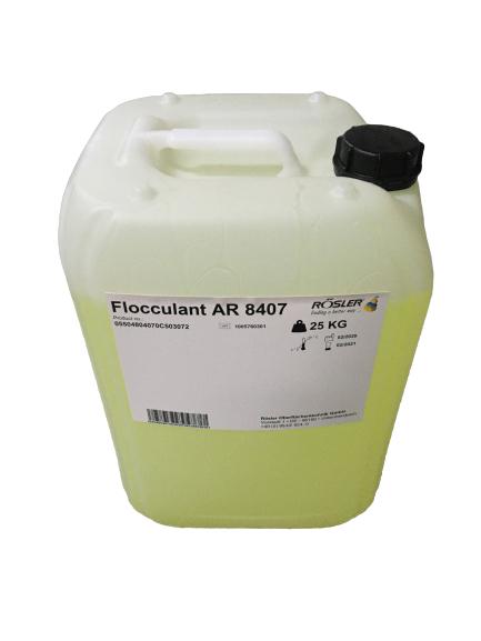 Flokulanty do stosowania w zamkniętym obiegu wody