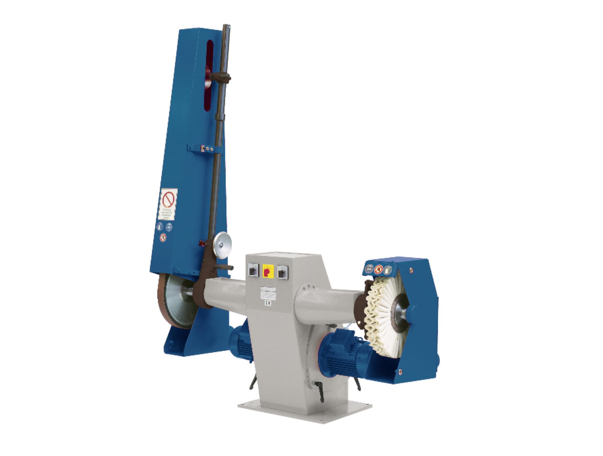 Dobór odpowiednich maszyn do szlifowania i polerowania metalu