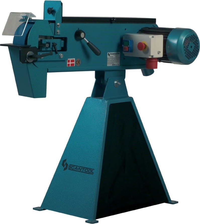 Szlifierka taśmowa Scantool 75x2000mm - 3,6 kW