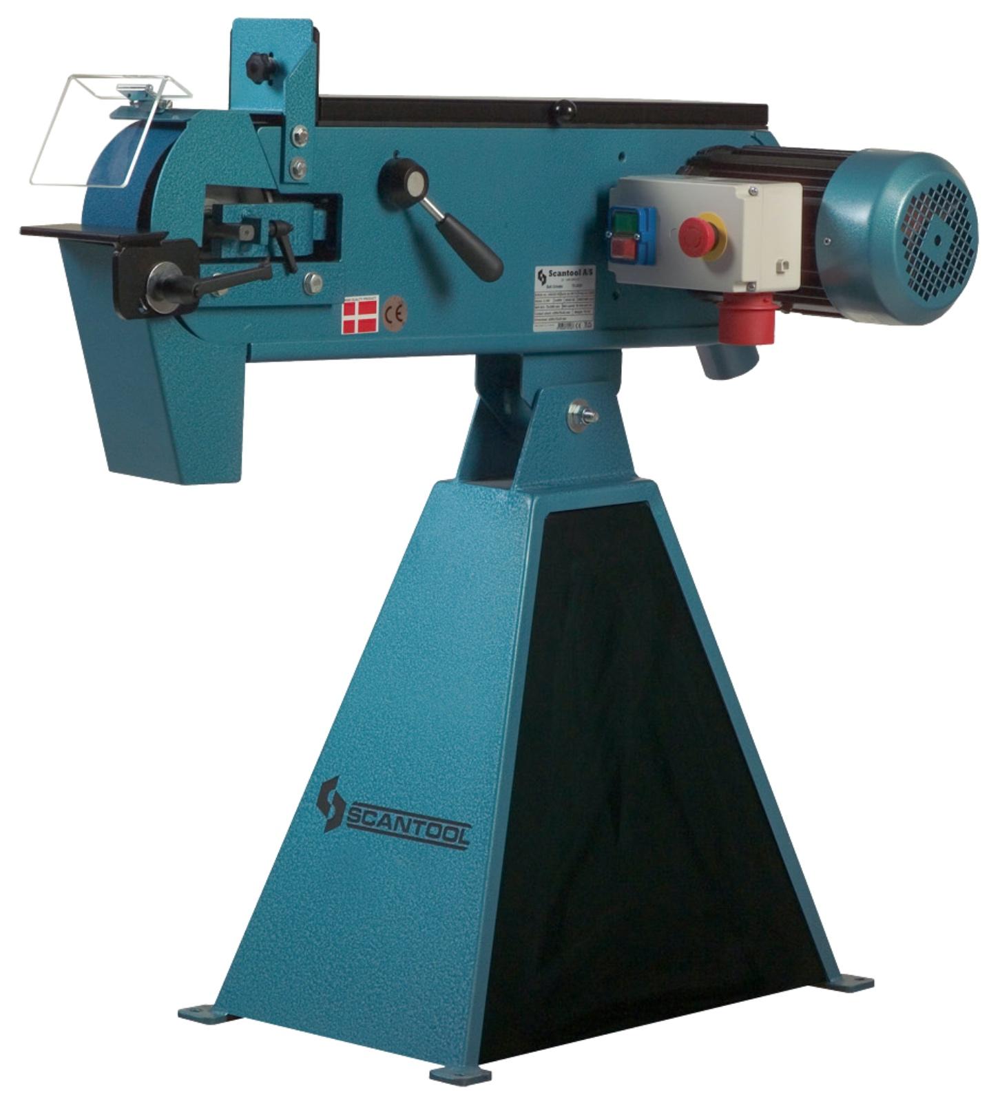 Szlifierka taśmowa Scantool 75x2250mm - 3,6 kW