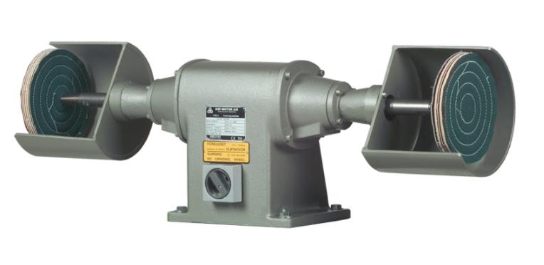 Polerka przemysłowa KEF Motor Model POD 10 - 2,2 kW
