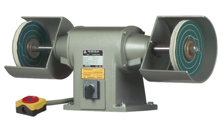 Polerka przemysłowa KEF Motor Model POD 10 - 1,5/2,0kW - 2 prędkości wrzeciona