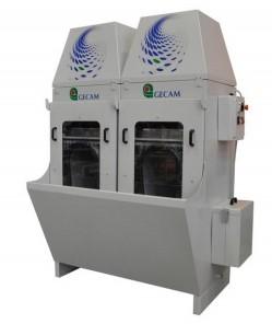 Filtr mokry do separacji pyłów i opiłków po szlifowaniu GECAM GDW 5000 m3/h
