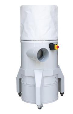 Filtr suchy do separacji pyłów i opiłków po szlifowaniu GECAM GDB 2000 m3/h
