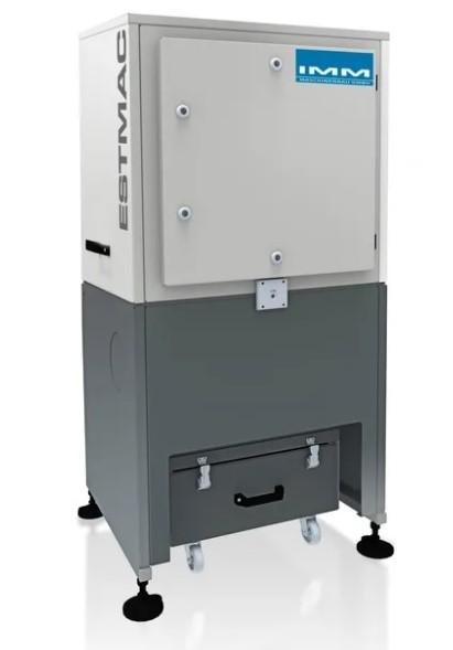 Kompaktowy odciąg pyłów, wiórów i opiłków IMM Model ESTMAC
