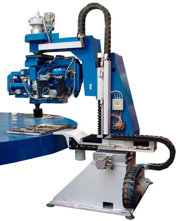 Centra obróbcze CNC do szczotkowania i polerowania powierzchni wklęsłych