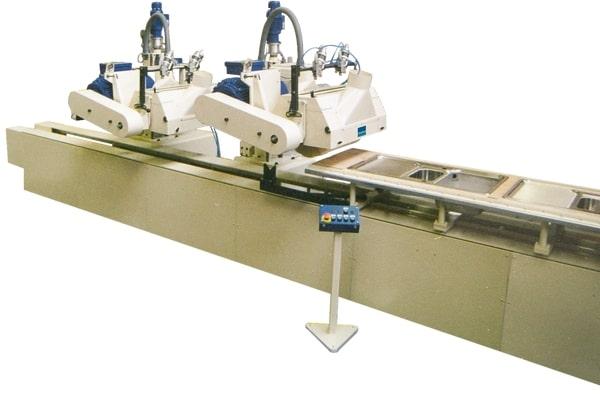 Centra obróbcze CNC do obróbki metalowych oraz drewnianych elementów wykończeniowych