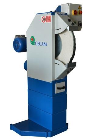 Polerka przemysłowa GECAM Model 761 - 5,6 kW