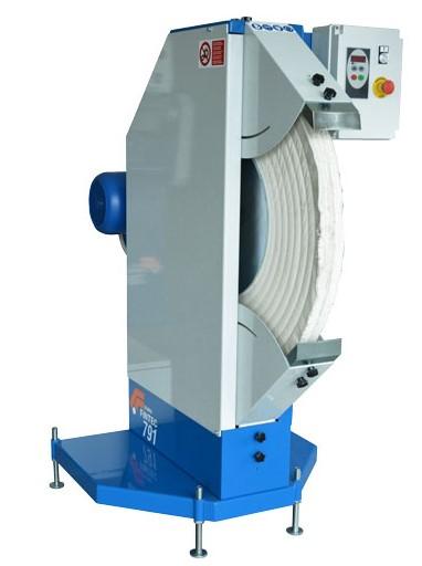 Polerka przemysłowa GECAM Model 791 - 5,6 kW